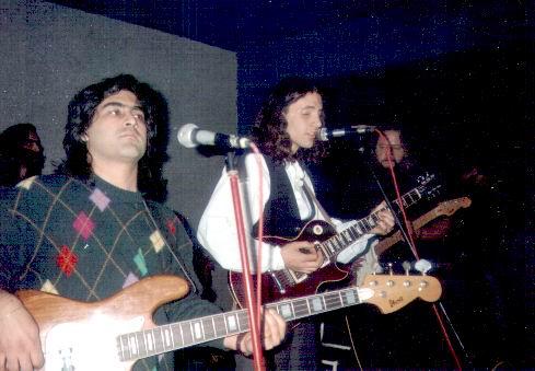 Blue Blues Band - Star 88 Bar (1990)